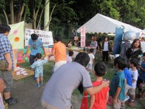 夏祭りボランティア