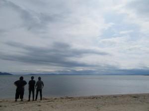 宿泊研修 琵琶湖